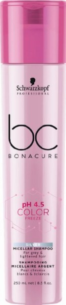 BC Bonacure Color Freeze Silver Shampoo