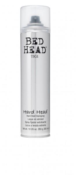 BED HEAD Hard Head Hard Hold Hairspray