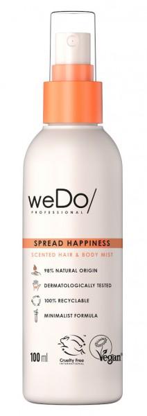 weDo Professional Spread Happiness Hair & Body Mist