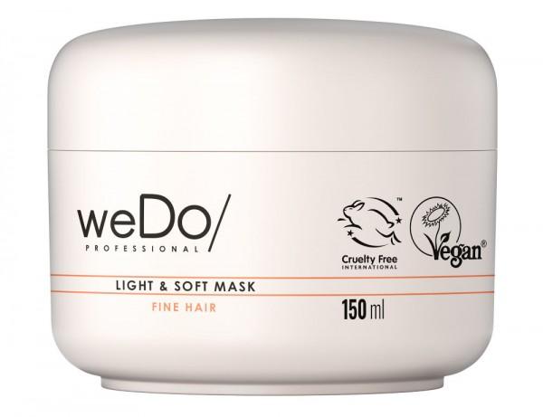 weDo Professional Light & Soft Haarmaske