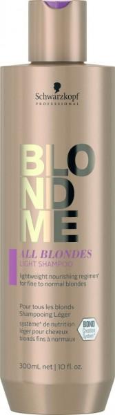 Schwarzkopf BlondMe All Blondes Light Shampoo