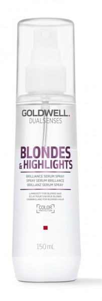 Dualsenses Blondes Highlights Brilliance Serum Spray
