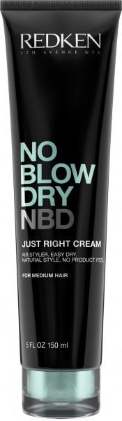 No Blow Dry Just Right Cream für normales Haar