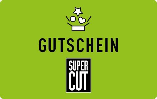 Super Cut Geschenkgutschein - ab 30,-€