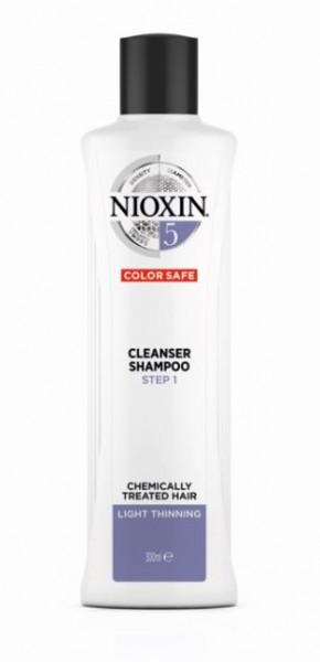 Cleanser Shampoo 5 0,3L