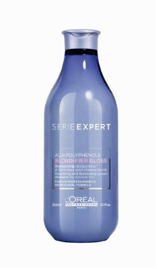 Serie Expert Expert Blondifier Gloss Shampoo 0,3l