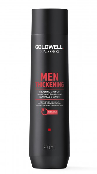 Dualsenses Men Thickening Shampoo 0,3L