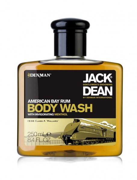 Jack Dean Duschgel American Bay Rum, 250 ml
