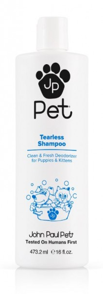 Tearless Puppy & Kitten Shampoo