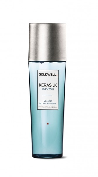 Kerasilk Repower Volume Blow-Dry Spray, 125 ml