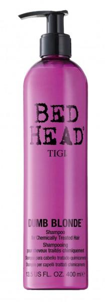 BED HEAD Dumb Blonde Shampoo, 400 ml