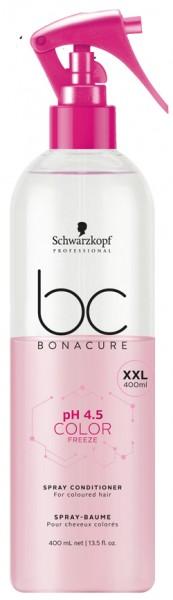BC Bonacure Color Freeze Spray Conditioner 0,4L