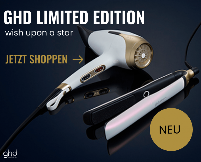 GHD Limited Edition - wish upon a star