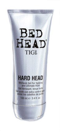BED HEAD Hard Head Mohawk Gel, 100 ml