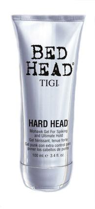 BED HEAD Hard Head Mohawk Gel