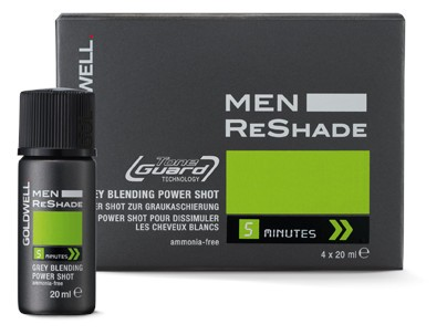 Men Reshade Grey Blending Power Shots 80ml