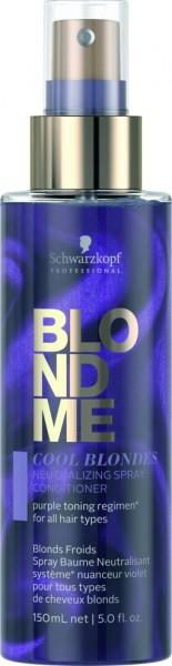 Schwarzkopf BlondMe Cool Blondes Neutralizing Spray Conditioner