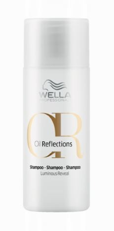 Wella Professionals Care Oil Reflections Shampoo, 50 ml