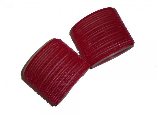 Haftwickler Jumbo rot 70 mm 6 Stück