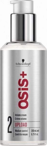 Schwarzkopf OSiS+ Upload Volume Cream, 200 ml