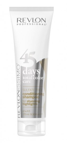 Revlonissimo 45 Days Stunning Highlights 2 in 1 Shampoo & Conditioner
