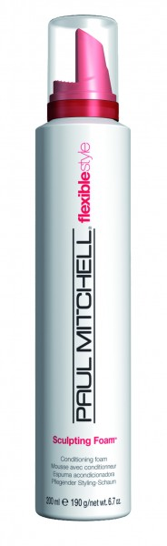 Paul Mitchell Flexible Style Sculpting Foam, 200 ml