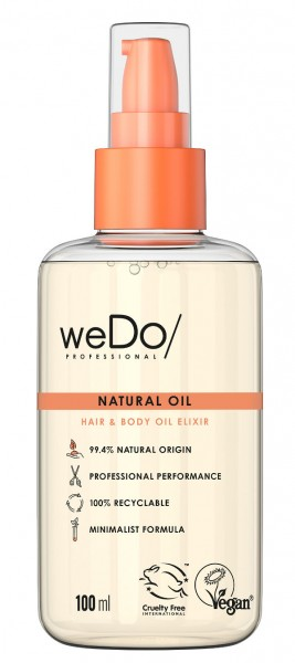 weDo Professional Natural Oil Hair & Body
