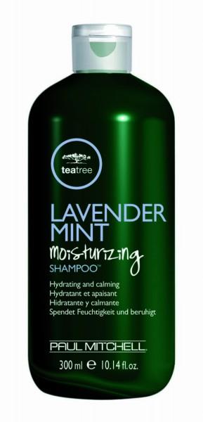 Tea Tree Lavender Mint Moisturizing Shampoo 0,3L