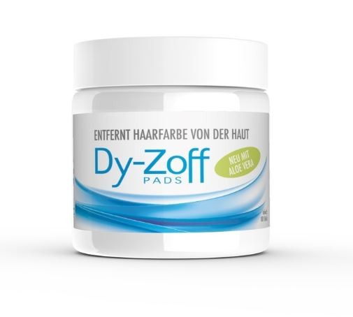 Dy-Zoff Farbentferner Pads 80 Pads