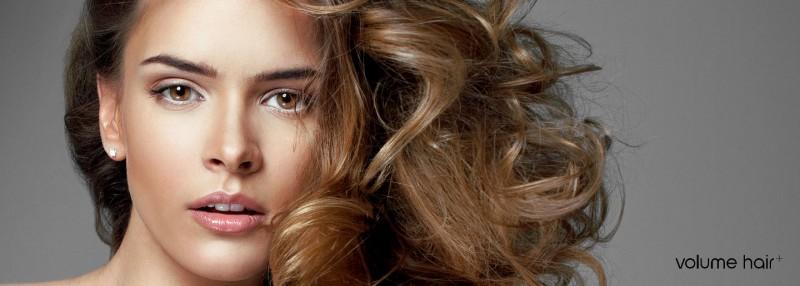 volume Hair für voluminöseres und volleres Haar
