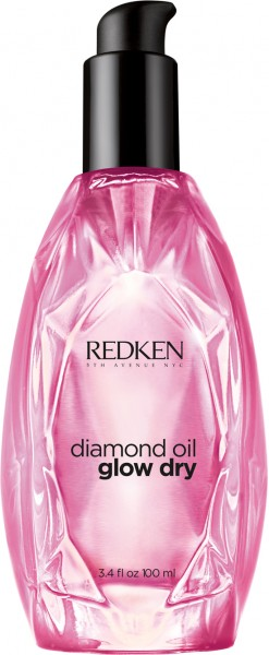 Diamond Oil Glow Dry