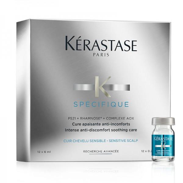 Spécifique Dermo Calm - Cure Apaisante (12er Coffret 12x6 ml)