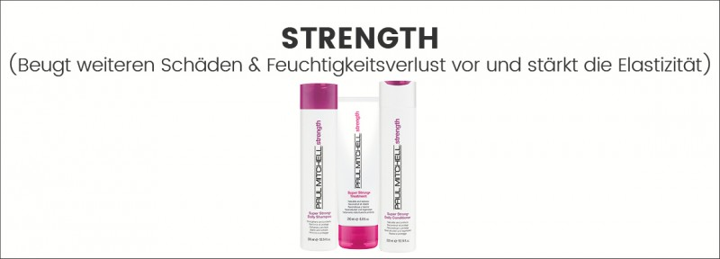 Paul Mitchell Strenght