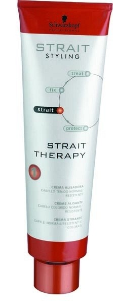 Schwarzkopf Strait Styling Straight Therapy Straight Cream 1, 300 ml