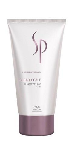 SP Clear Scalp Shampeeling, 150 ml