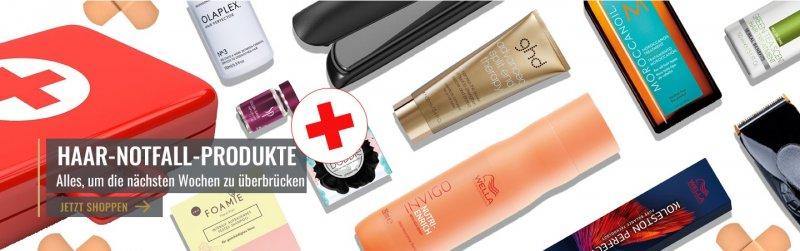 Haar-Notfall-Produkte