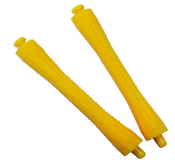 Dauerwellenwickler gelb, 8 mm