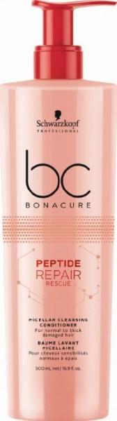 BC Bonacure Peptide Repair Rescue Cleansing Conditioner