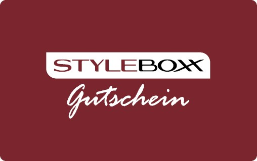 Styleboxx Geschenkgutschein - ab 20,- €