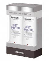 Goldwell Dualsenses Just Smooth Taming Shampoo Doppelpack