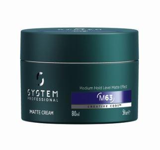 Energy Code MAN Matte Cream