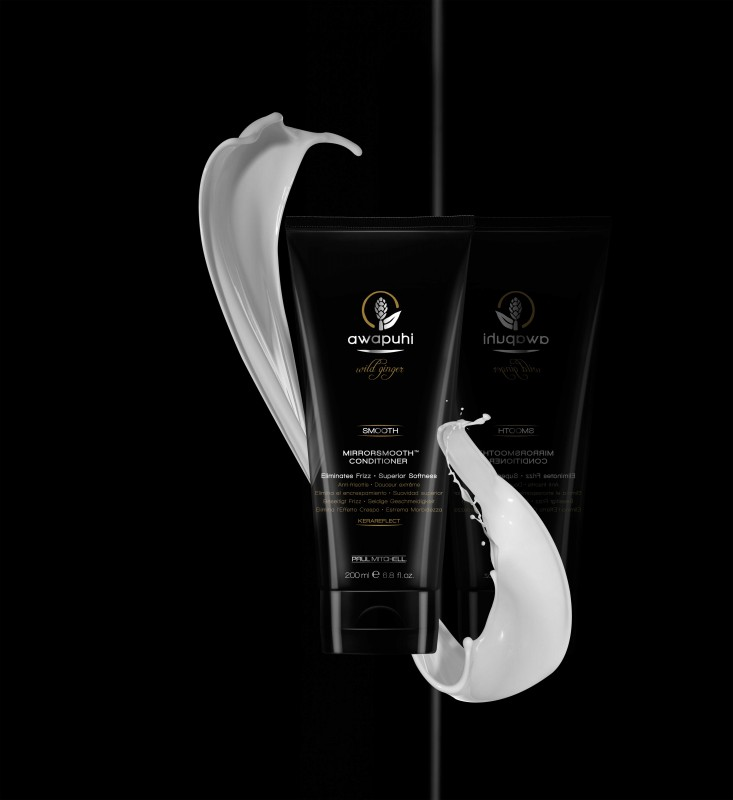 Paul Mitchell Awapuhi Wild Ginger Look mit Locken