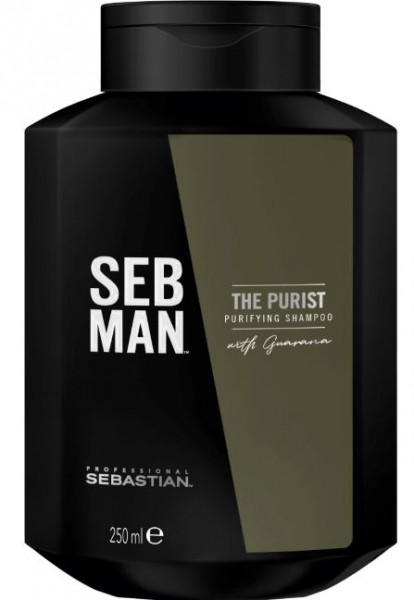 SEB Man The Purist Shampoo