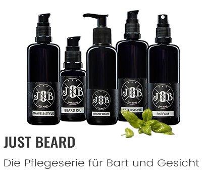 Just Beard Produke im Online Shop