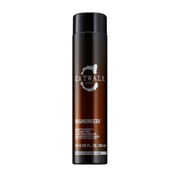 CATWALK Fashionista Brunette Shampoo, 300 ml