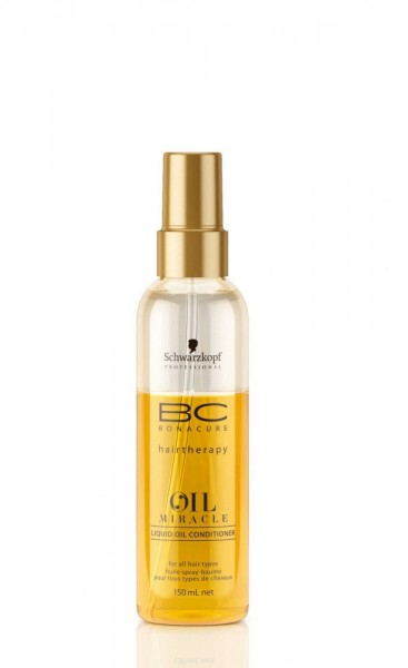 BC Bonacure Oil Miracle Spray Conditioner, 150 ml