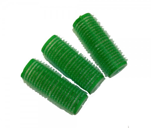 Efalock Haftwickler grün 21 mm 12 Stück