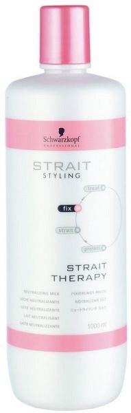 Schwarzkopf Strait Styling Strait Therapy Fixierungsmilch, 1 L