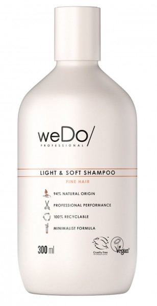 weDo Professional Light & Soft Shampoo