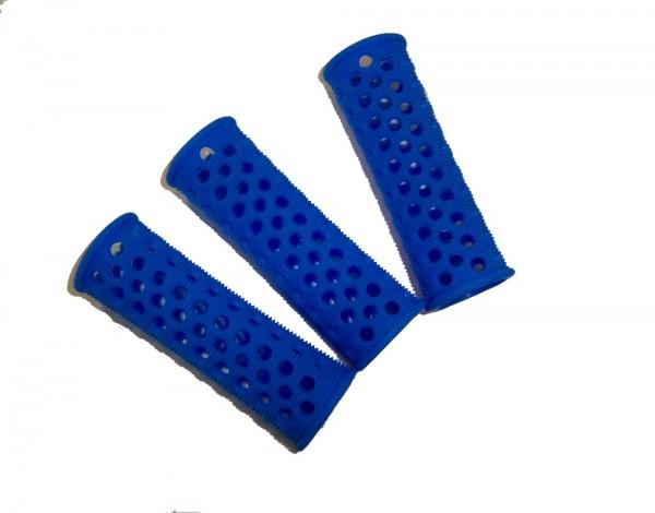 Efalock Flachwellwickel blau, 20 mm